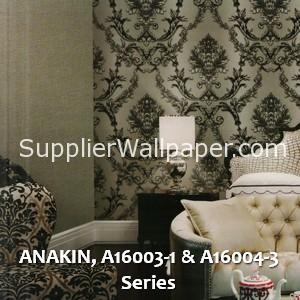 ANAKIN, A16003-1 & A16004-3 Series