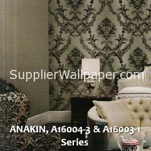 ANAKIN, A16004-3 & A16003-1 Series