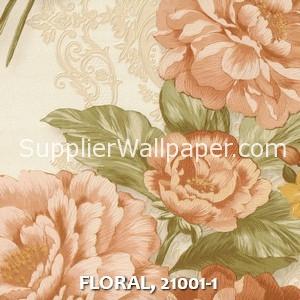 FLORAL, 21001-1