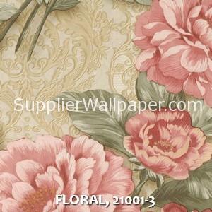 FLORAL, 21001-3