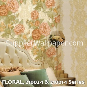 FLORAL, 21002-1 & 21001-1 Series