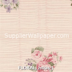 FLORAL, 21004-3