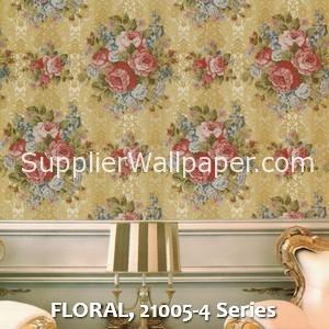 FLORAL, 21005-4 Series