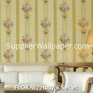 FLORAL, 21007-6 Series