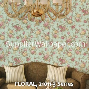 FLORAL, 21011-3 Series