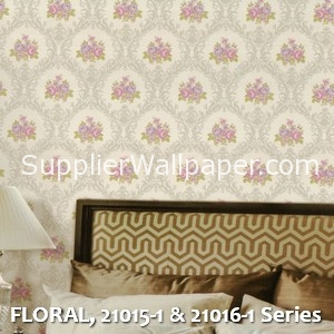 FLORAL, 21015-1 & 21016-1 Series
