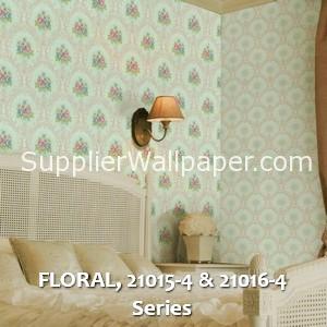 FLORAL, 21015-4 & 21016-4 Series