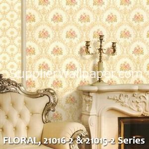 FLORAL, 21016-2 & 21015-2 Series