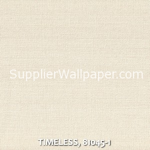 TIMELESS, 81045-1