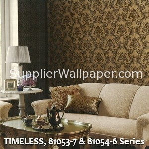 TIMELESS, 81053-7 & 81054-6 Series