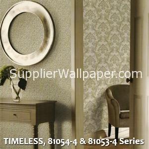 TIMELESS, 81054-4 & 81053-4 Series