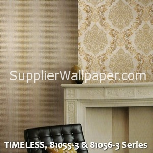 TIMELESS, 81055-3 & 81056-3 Series