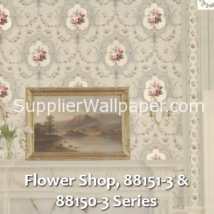 Flower Shop, 88151-3 & 88150-3 Series