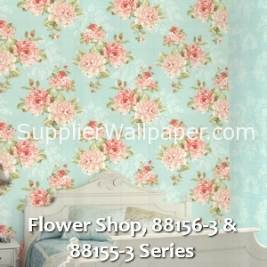 Flower Shop, 88156-3 & 88155-3 Series