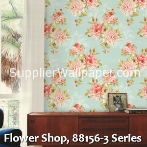 Flower Shop, 88156-3 Series