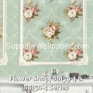 Flower Shop, 88159-4 & 88158-4 Series