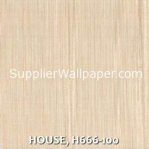 HOUSE, H666-100