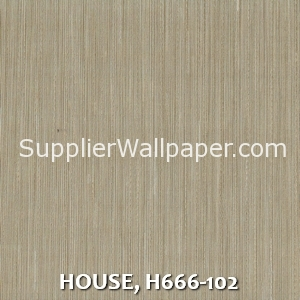 HOUSE, H666-102