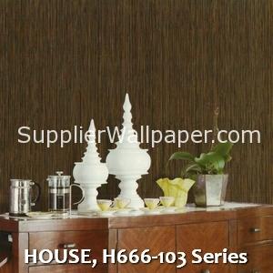 HOUSE, H666-103 Series