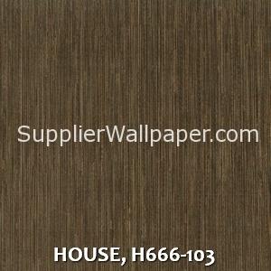 HOUSE, H666-103