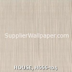 HOUSE, H666-104