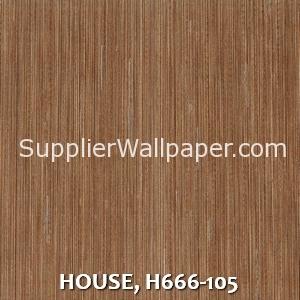 HOUSE, H666-105