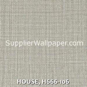 HOUSE, H666-106
