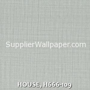 HOUSE, H666-109