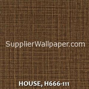 HOUSE, H666-111