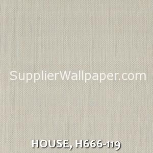 HOUSE, H666-119