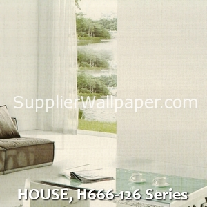 HOUSE, H666-126 Series