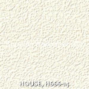 HOUSE, H666-14