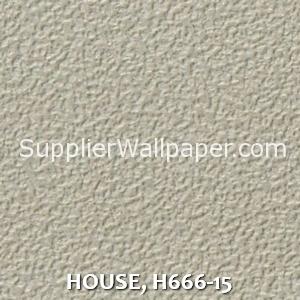 HOUSE, H666-15