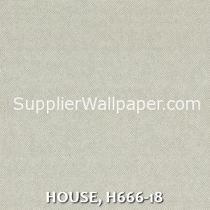 HOUSE, H666-18