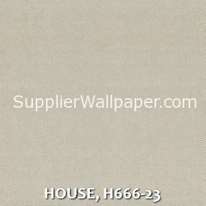 HOUSE, H666-23