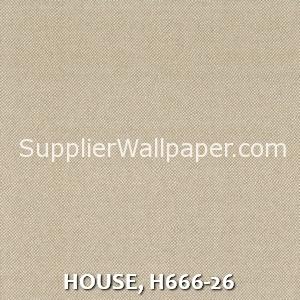 HOUSE, H666-26