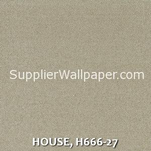 HOUSE, H666-27