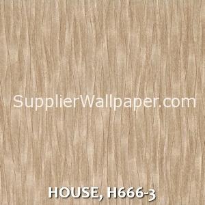 HOUSE, H666-3