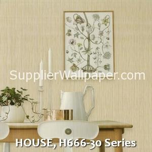 HOUSE, H666-30 Series