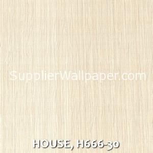 HOUSE, H666-30