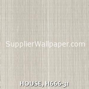 HOUSE, H666-31
