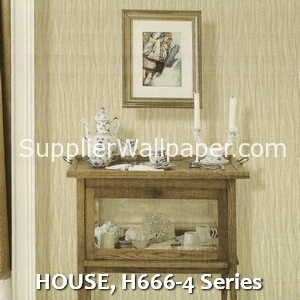HOUSE, H666-4 Series