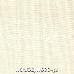 HOUSE, H666-40
