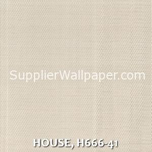 HOUSE, H666-41