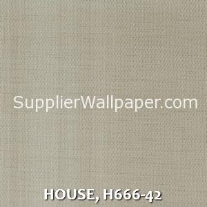 HOUSE, H666-42