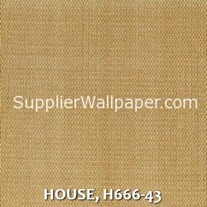 HOUSE, H666-43