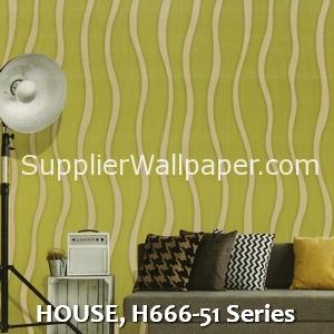 HOUSE, H666-51 Series