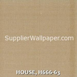 HOUSE, H666-63