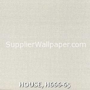 HOUSE, H666-65