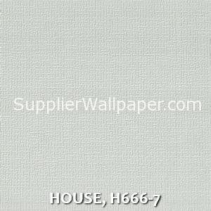 HOUSE, H666-7